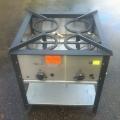Плита газовая 2-конфорочная Heidebrenner GK 2002 8128, новая